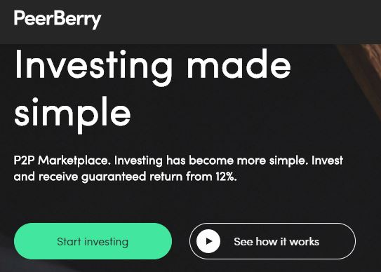 PeerBerry buyback guarantee